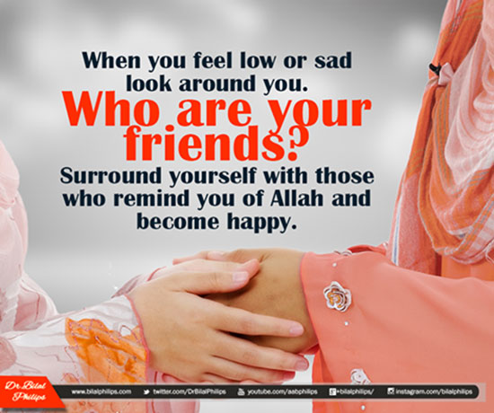Who are your friends