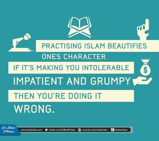 Practising Islam
