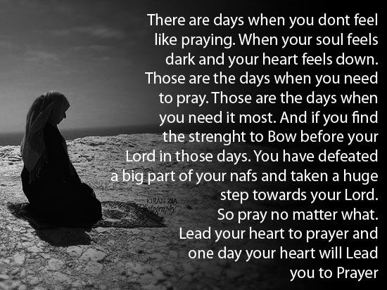 Heart and Prayer