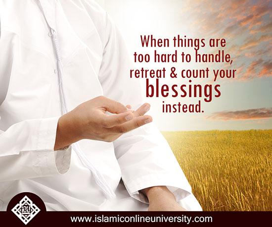 Alhumdullilah for everything