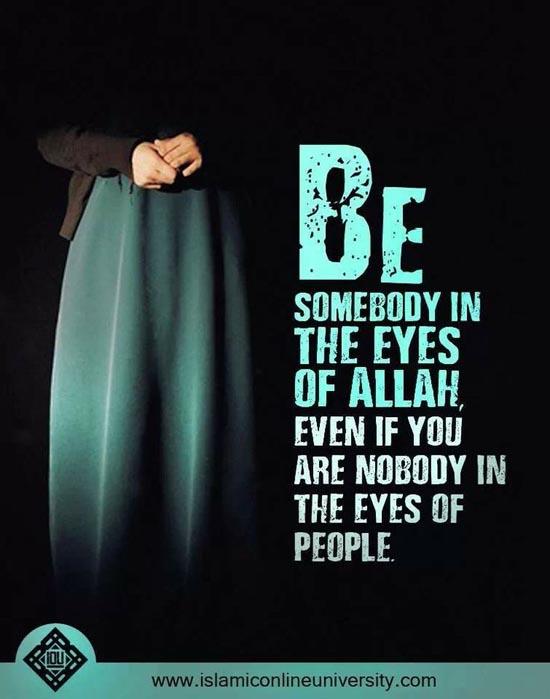 Alhumdullilah for every blessing.