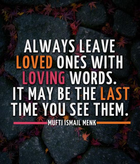 Mufti Menk Quotes