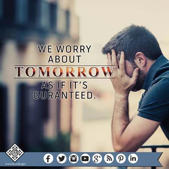 May Allah SWT grant us understanding. Ameen