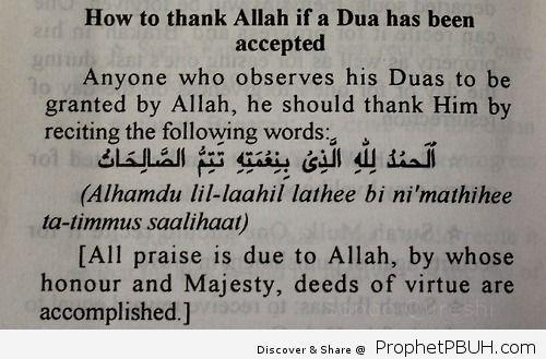 Pinterest _ @alliieebabee _ _ A prayer for thanking Allah when a dua has been accepted