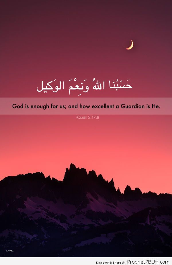 """lionofallah_ """" Allah wants His sincere and faithful servants to trust Him in every circumstance"""